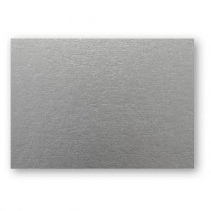 A6 Kort 10-pack 220g Silver