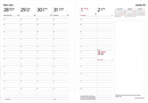 Business kalendersats 2021