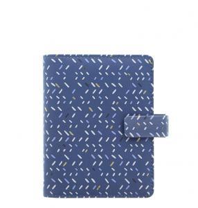 Filofax Indigo Pocket Frost