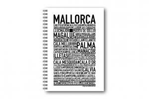 Anteckningsbok Mallorca