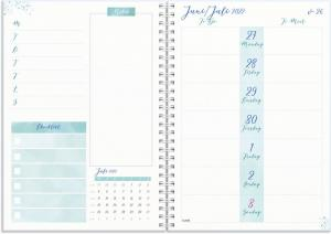 Life planner A5 2022