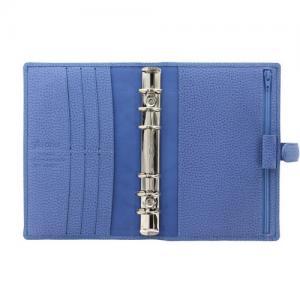 Filofax Finsbury Personal Vista blue