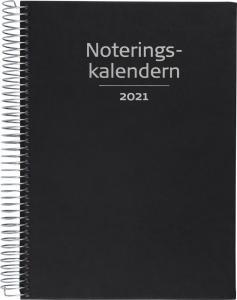 Noteringskalendern 2021