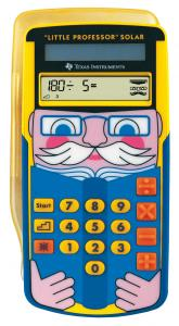 Texas Instruments Lilla professorn Solar - Kalenderkungen.se
