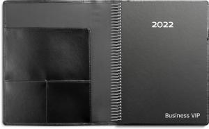 Business VIP 2022 svart skinn