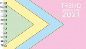 Veckokalender Pastell 2021