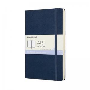 Moleskine Moleskine Sketchbook Large - Blå - Kalenderkungen.se