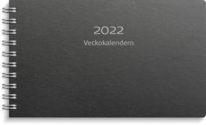 Veckokalender Eco Line 2022