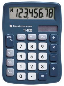 Texas Instruments Bordsräknare TI-1726 - Kalenderkungen.se