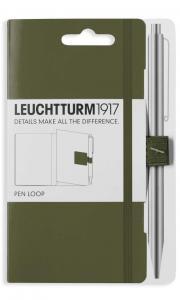 Leuchtturm1917 Leuchtturm Pen Loop Army - Kalenderkungen.se