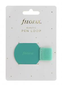 Filofax Elastic Pen Loop Mint