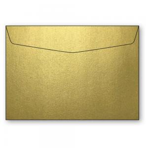 C6 Kuvert 5-pack 110g Guld