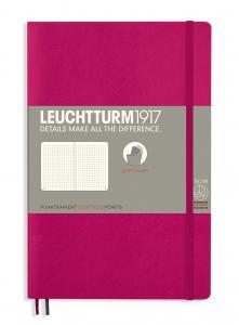 Leuchtturm Notebook dotted berry