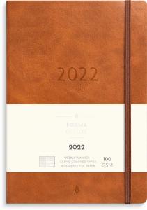 Stor Veckokalender Forma Deluxe Brun 2022