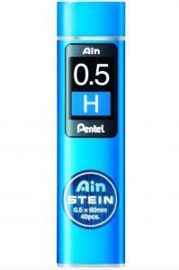 Pentel Blyertsstift AinStein 0,5mm H - Kalenderkungen.se