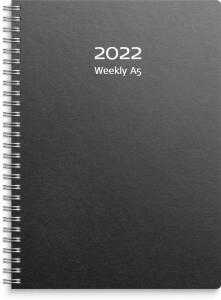 Weekly A5 refill 2022