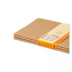 Moleskine Cahier Journal Large Ruled - Natur