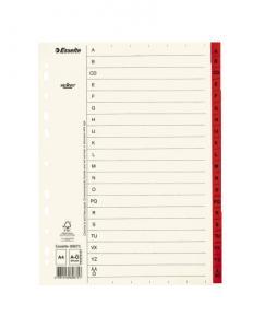 Emo Pappersregister A4 A-Ö servo - Kalenderkungen.se