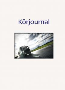 Burde Förlag Körjournal - A5 - 148x210mm - Kalenderkungen.se