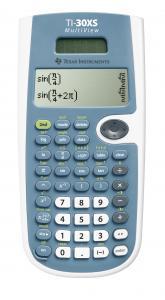 Texas Instruments Räknare Texas TI-30XS MultiView - Kalenderkungen.se