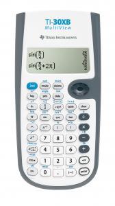 Texas Instruments Räknare Texas TI-30XB MultiView - Kalenderkungen.se