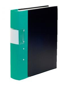 Emo Gaffelpärm A4 40mm grön - Kalenderkungen.se