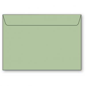 C4 Kuvert 5-pack 110g Ljusgrön