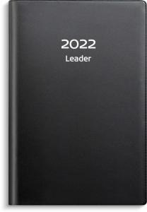 Leader svart plast 2022