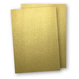 Papperix A4 Papper 10-pack 110g Guld - Kalenderkungen.se
