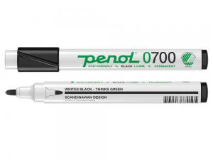 Märkpenna Penol 0700 svart