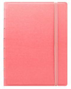 Filofax Filofax A5 Classic Notebook Linjerad Pink - Kalenderkungen.se
