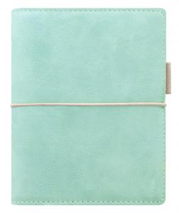 Filofax Domino Soft Pocket Pale Duck Egg