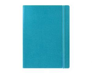 Filofax Filofax Notebook A4 linjerad aqua - Kalenderkungen.se