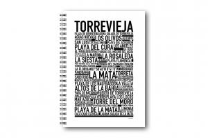 Anteckningsbok Torrevieja