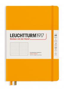 Leuchtturm Notebook A5 hard 249s Raising Sun dotted
