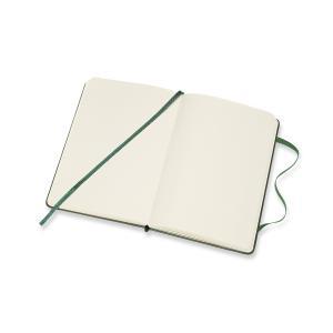 Moleskine Moleskine Classic Hard Pocket Plain Notebook Myrtle Green - Kalenderkungen.se