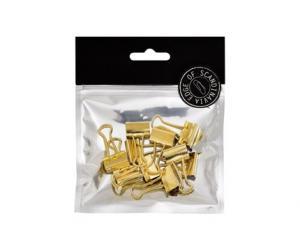 Edge Klämma 10x19mm guld