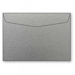 C6 Kuvert 5-pack 110g Silver