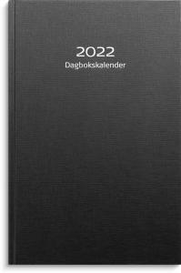 Dagbokskalender refill 2022
