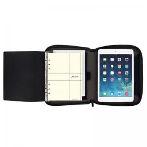 Filofax Fusion A5 ipad Grey/Brown rea - Kalenderkungen.se