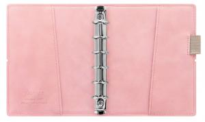 Filofax Domino Soft Pocket Pale Pink