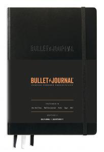 Leuchtturm Bulletjournal Mark II A5 dotted Black