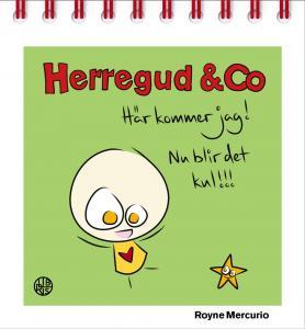 Förlagssystem Herregud & Co Grön - Kalenderkungen.se