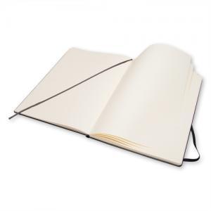 Moleskine Sketchbook A4 - Svart