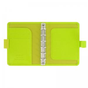 Filofax Saffiano pocket Pear