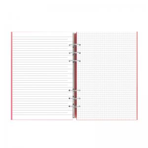 Filofax Filofax Clipbook A5 Pink - Kalenderkungen.se