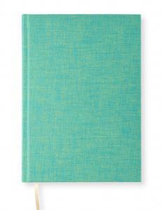 Paperstyle Olinjerad Blank Book A5 - 128 sidor Lagune - Kalenderkungen.se