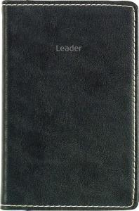 Leader svart konstläder 2021