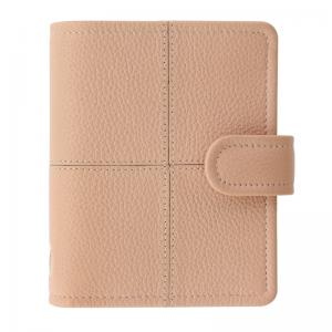 Filofax Classic Stitch Pocket Peach
