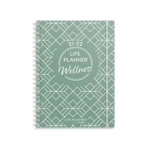 Life Planner Wellness A5 2021-2022